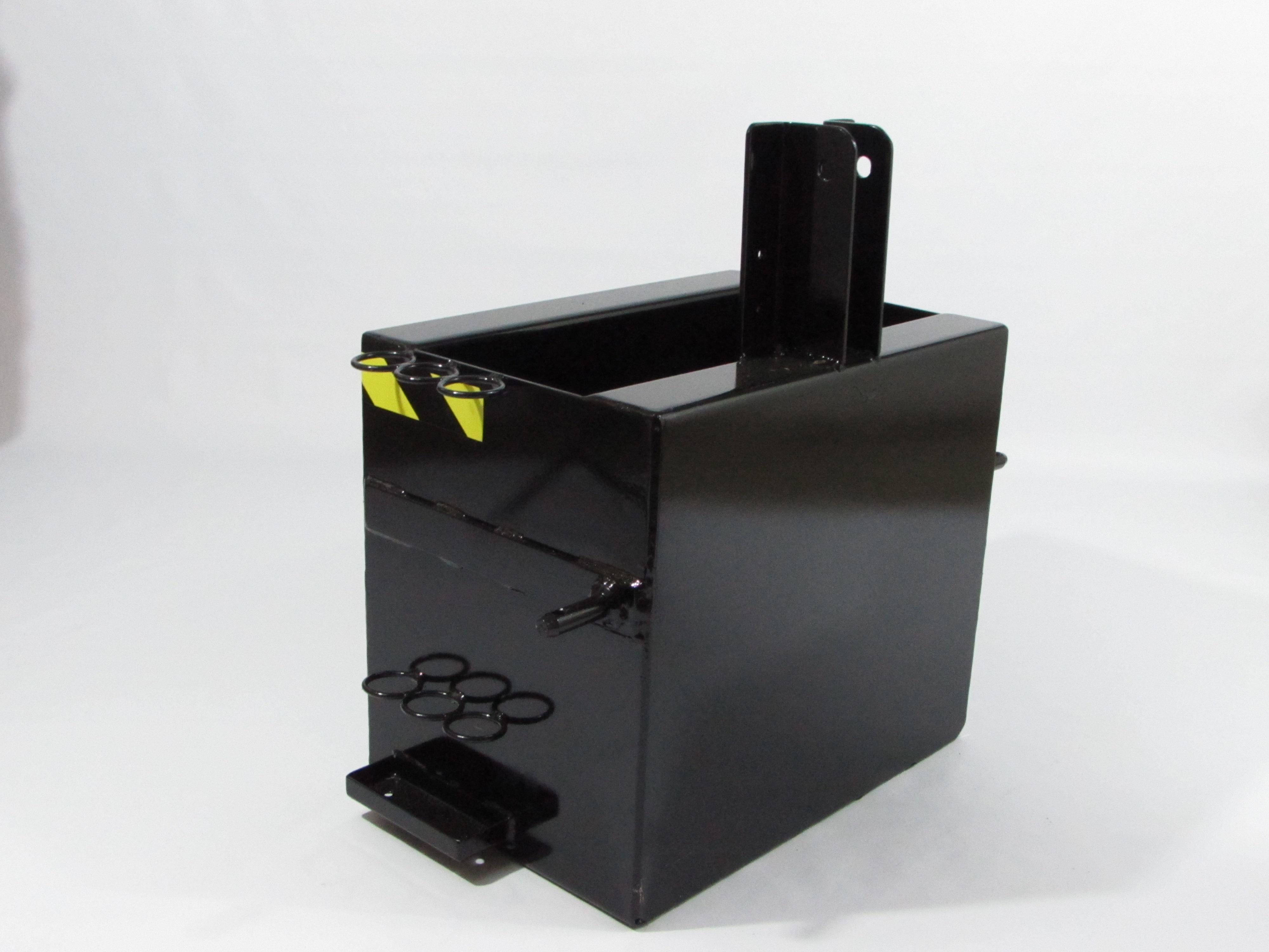 Tractor Ballast Box : Ballast box for compact tractors earth and turf attachments