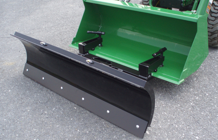 Compact Tractor Snow Blades Snow Plows Earth And Turf